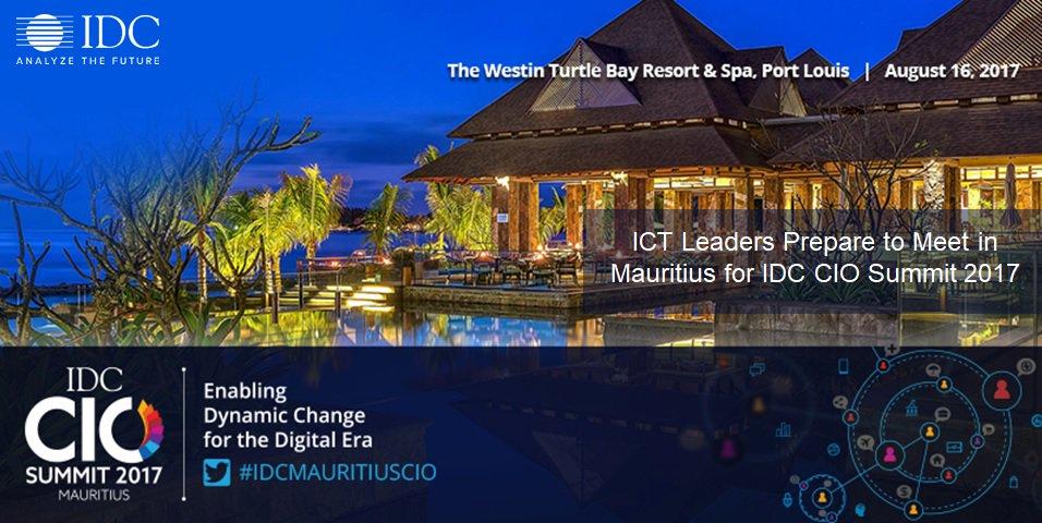 """Résultat de recherche d'images pour """"idc cio summit 2017 mauritius"""""""