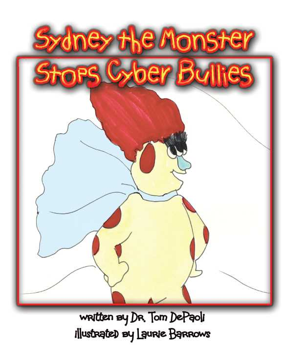 Stop Cyber Bullies with Sydney the Monster Now!  https://www. amazon.com/dp/1544921659/ ref=cm_sw_su_dp &nbsp; …  #cyberbullies   http:// drtomdepaoli.com  &nbsp;  <br>http://pic.twitter.com/mINI2LKnnG