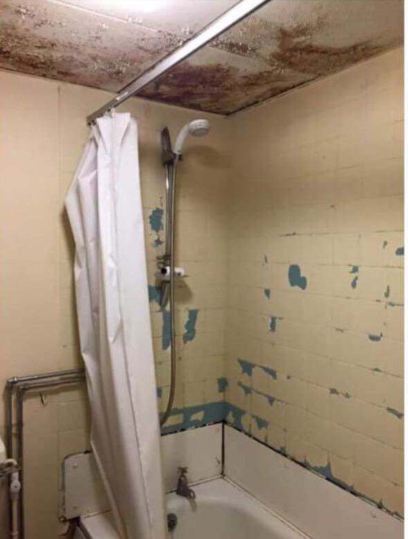 Thrilled the staff at the Department of Health are getting new bathroom facilities. This is in NHS accommodation: https://t.co/5p1iTeK50u