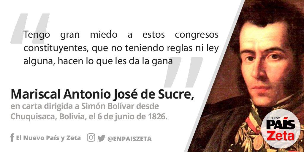 El Nuevo País Y Zeta Twitterissä La Frase Del Día