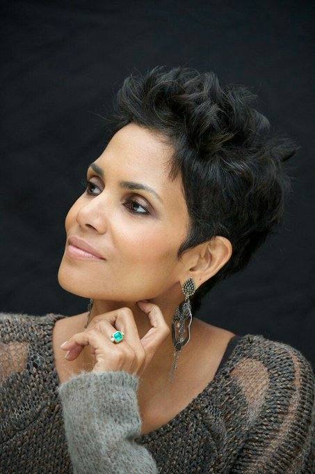 Happy Birthday, Halle Berry, born August 14th, 1966, in Cleveland, Ohio.