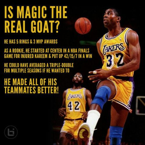 Happy Birthday to the great Earvin Magic Johnson