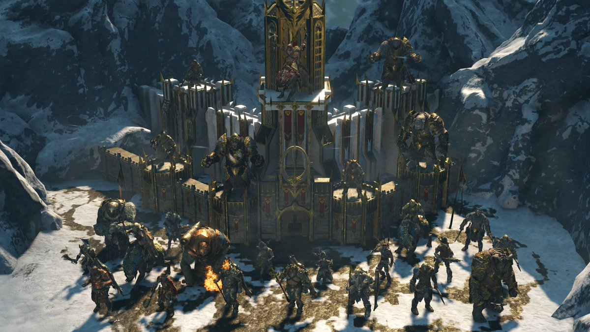 Shadow of War has a new endgame mode called the Shadow Wars. Details h...