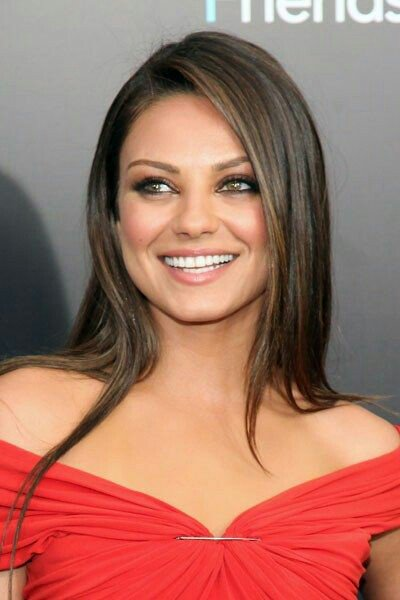 "Happy Birthday, Milena ""Mila\"" Kunis, born August 14th, 1983, in Chernivtsi, Ukraine!"