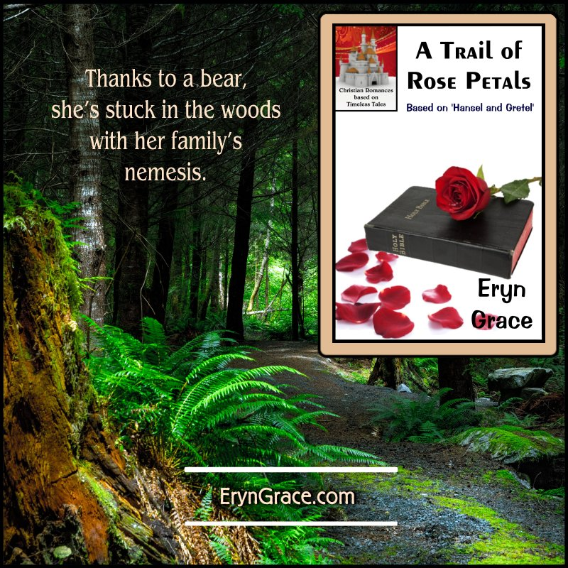 &#39;A Trail of Rose Petals&#39; If only they didn&#39;t have famous families.  http:// bit.ly/MnCdCN  &nbsp;   #Christian #Romance  #TimelessTales<br>http://pic.twitter.com/TY7VlCL5Pz