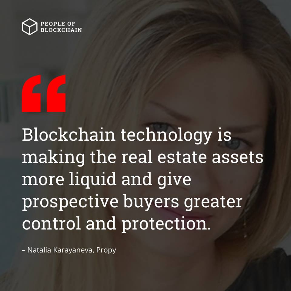 Natalia is CEO of @PropyInc and a 12-year veteran of the #global real-estate industry as owner of a UK-based overseas property firm. <br>http://pic.twitter.com/Dip2BK9DvE