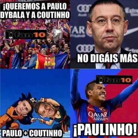 El topic de Paulinho. DHMdydbXgAYRS5h