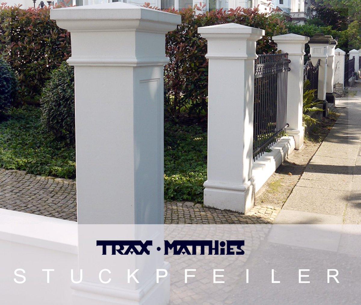 Trax Matthies No Twitter Stuckpfeiler Aus Beton Auf Https T