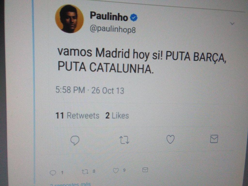 El topic de Paulinho. DHMf0nQXsAABqsW