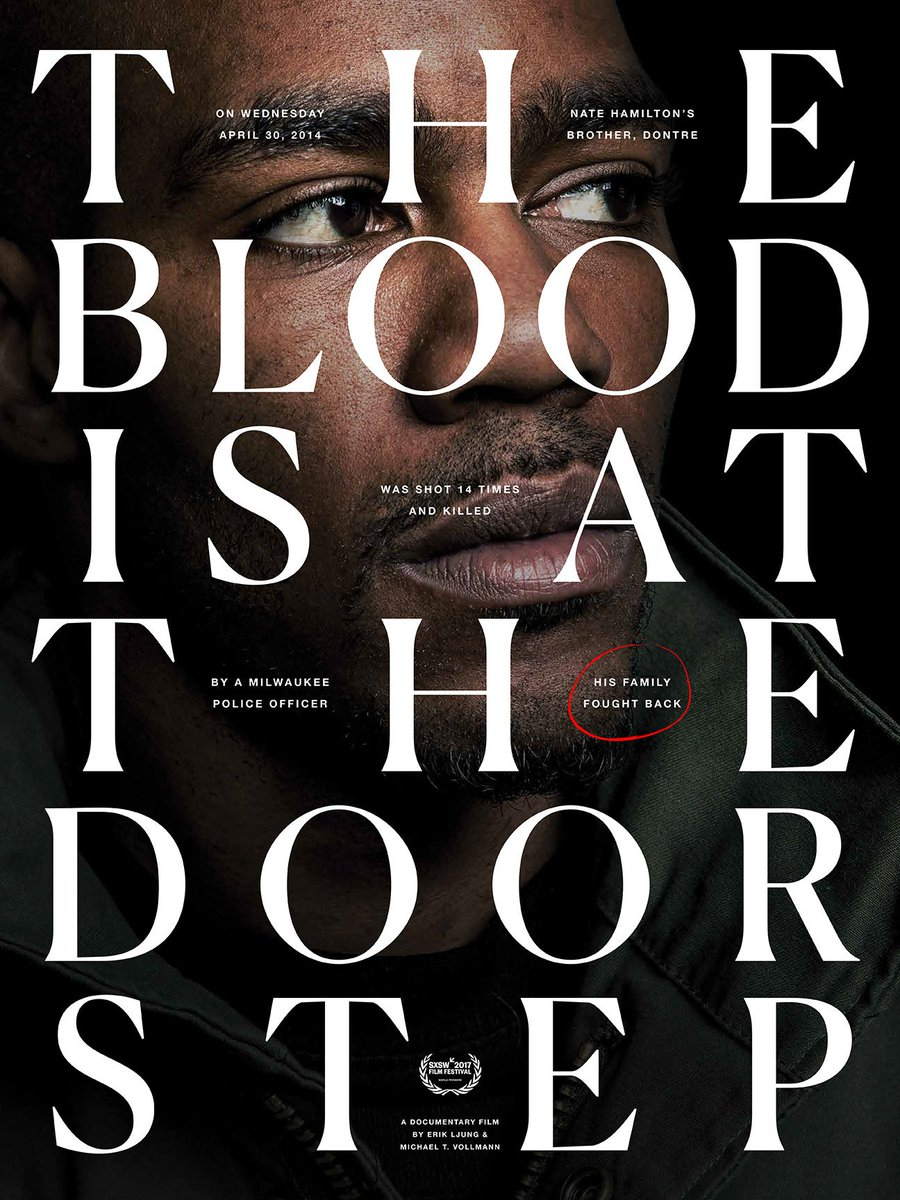 Check out our official poster designed by @zero.studios &amp; #typeface by @commercialtype #TheBloodisattheDoorstep #movieposter #design<br>http://pic.twitter.com/8aoq0W239N