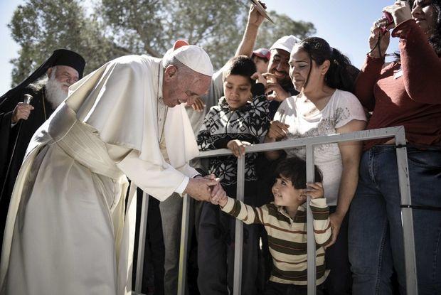 #PapaFrancesco promuovere nel Mediterraneo cultura dell'accoglienza ve...