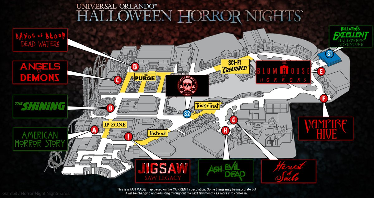 With just 32 days left until #HHN27, let&#39;s take an updated look at the infamous Speculation Map. Not long now until a full reveal! <br>http://pic.twitter.com/OHhGViVNv0