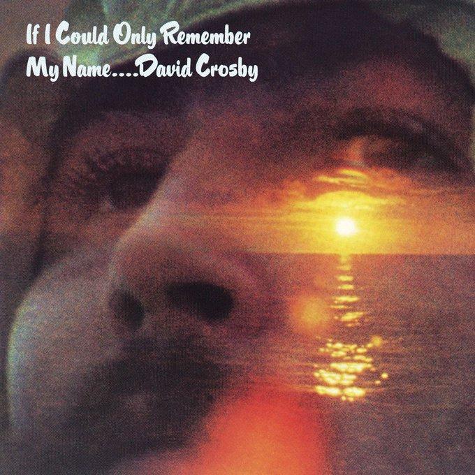 Happy Birthday David Crosby