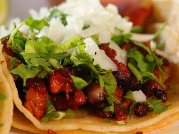 """No way we're in Minnesota,"" said @GuyFieri after tasting these tacos on #DDD @ 9