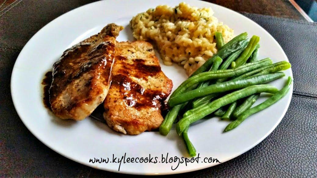 Juicy, tender #pork, with a #sauce using fresh lemon &amp; #dijon #mustard #homemade #recipe #dinner #30minutemeals  http:// bit.ly/2gl37mG  &nbsp;  <br>http://pic.twitter.com/QCMNb2HBxe