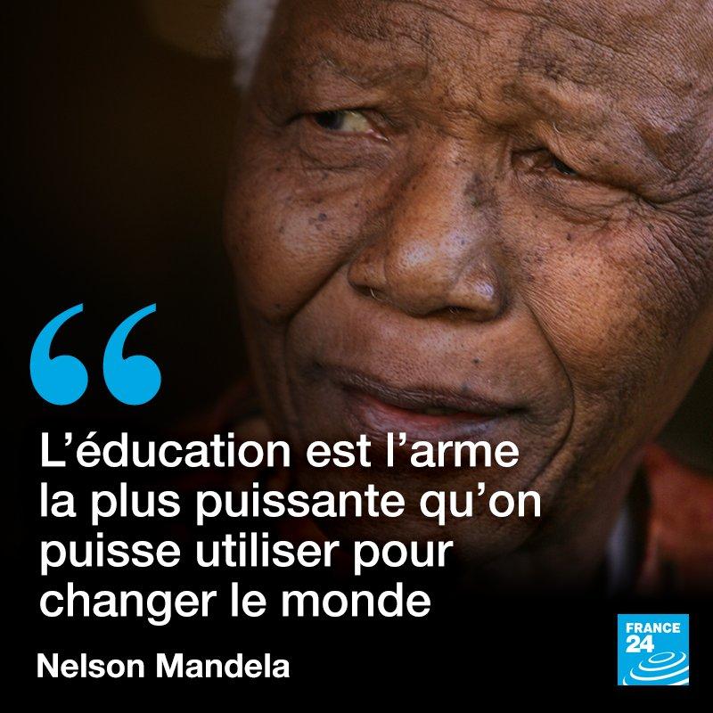 France 24 Français On Twitter Citation Du Jour L