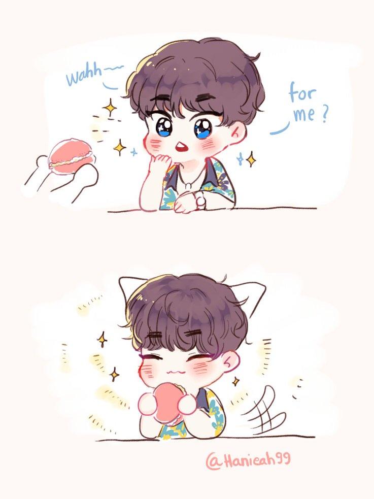 Minseok is so precious, I want to protect him!  #시우민 #Xiumin #minseok #exofanart  #김민석 #exo<br>http://pic.twitter.com/PIhVjoKNbq