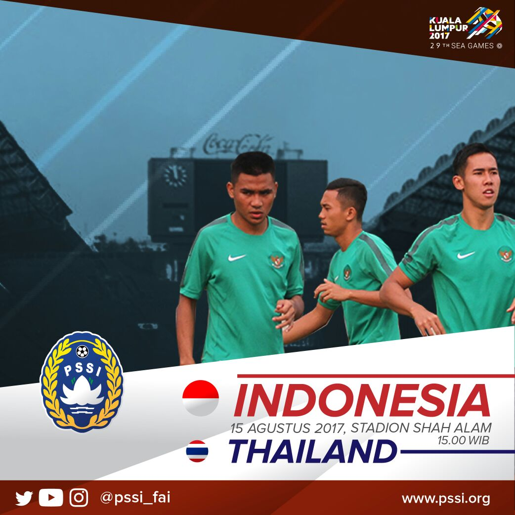 Indonesia vs Thailand