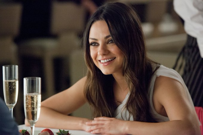 Happy Birthday to the beautiful Mila Kunis!