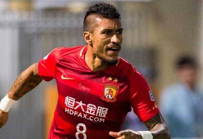 #Paulinho has completed his move from the Chinese Super League (#CSL) to #Barcelona  http:// bit.ly/2uV8snT  &nbsp;  <br>http://pic.twitter.com/BDkJ1fc9CJ