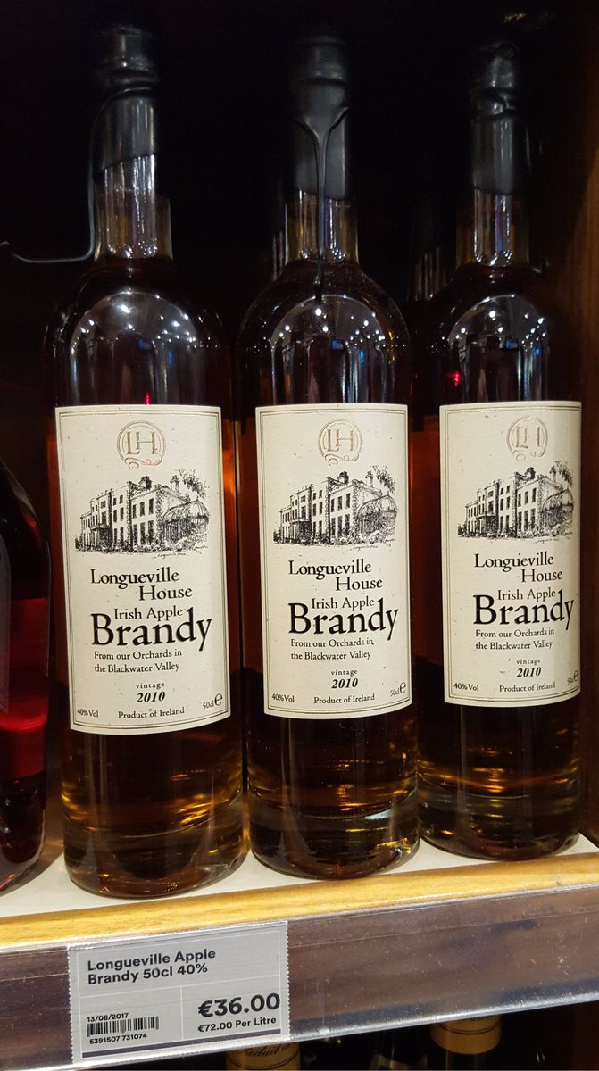 New to the shelves @LH_Beverages Irish #Brandy  available #online &amp; #instore   https://www. ardkeen.com/shop/drinks/lo ngueville-house-irish-apple-brandy-50cl &nbsp; … <br>http://pic.twitter.com/Rf4UEHtwFE