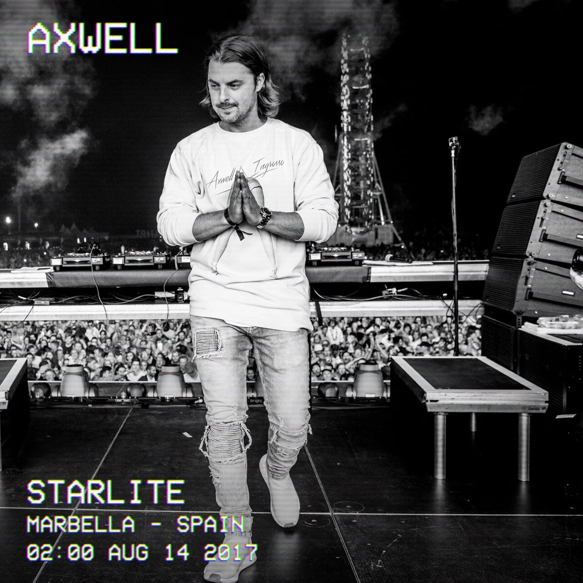 It's on Marbella!!! See you at Starlite 🤙🏽