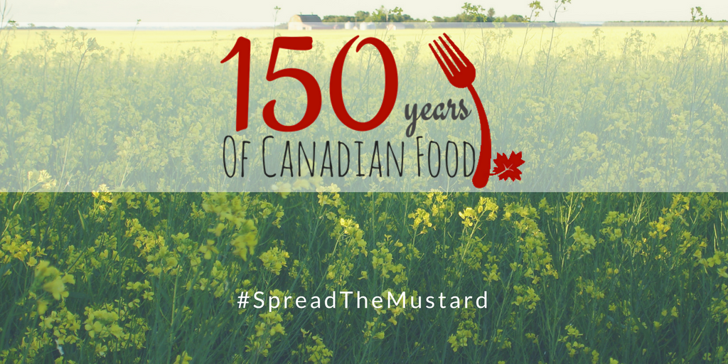 Saskatchewan&#39;s hot, dry summers &amp; rich soils make it an ideal place for growing mustard #NowYouKNow #Canada150  #SpreadTheMustard<br>http://pic.twitter.com/FNOcEFoMpq