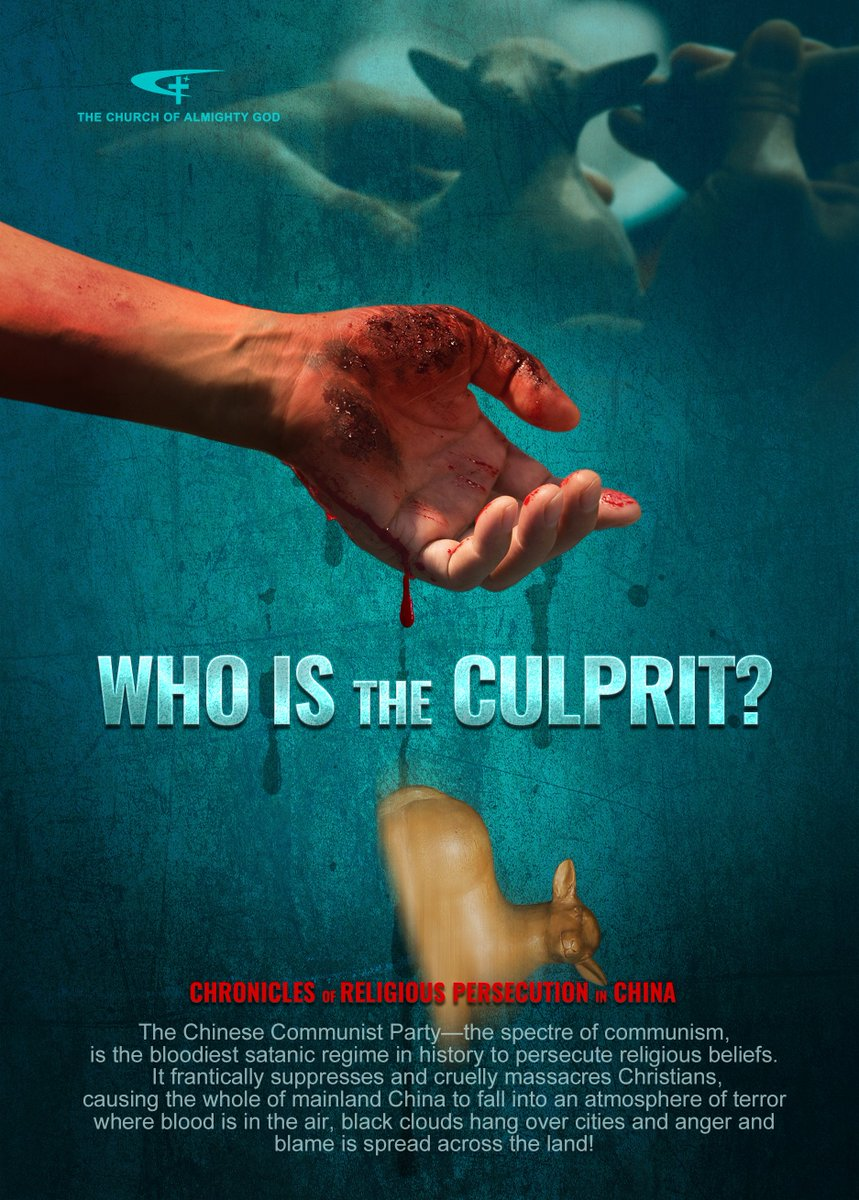 Who Is the Culprit?  https://www. holyspiritspeaks.org/videos/who-is- the-culprit-trailer/ &nbsp; …  #Persecution #Christian #Film #Movie <br>http://pic.twitter.com/XRY8aUYdnB