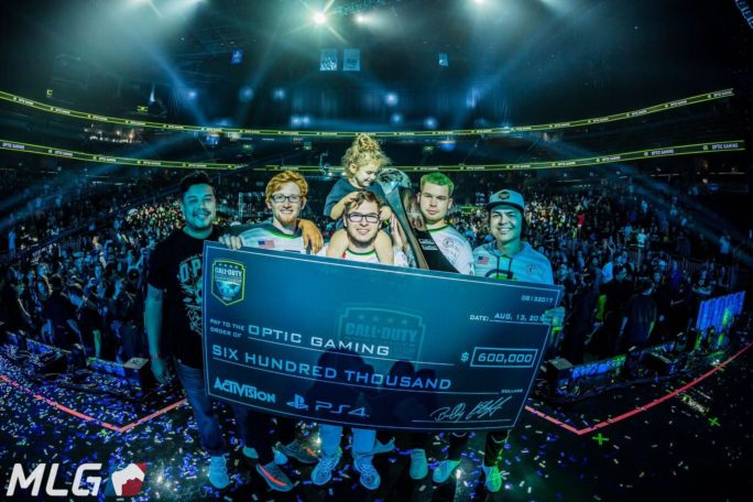 2017 Call of Duty World League Championship