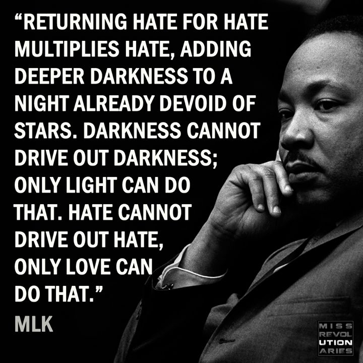 "Martin Luther King Love Quotes Prepossessing Summer Search On Twitter """"hate Cannot Drive Out Hate Only Love"