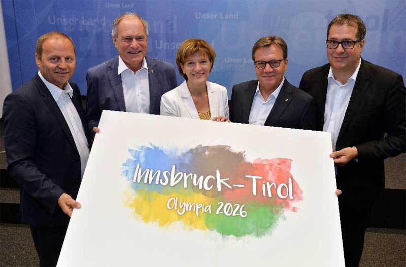 test Twitter Media - #Innsbruck2026 Olympic Bid Plans Updated For Roadshow Ahead Of Referendum #Calgary2026… https://t.co/7hcgmqLEga https://t.co/nMNQNhPrKS