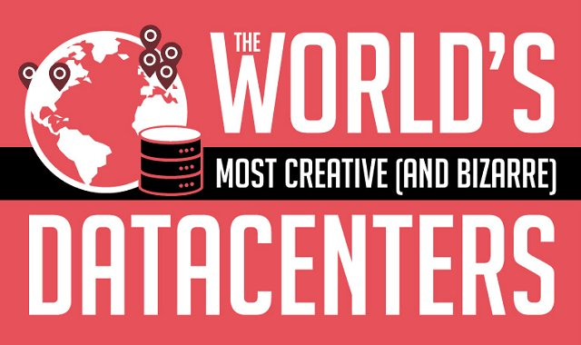 The World's Most Creative (and Bizarre) #DataCenters #infographic  http://www. visualistan.com/2017/07/the-wo rlds-most-creative-and-bizarre-data-centers.html &nbsp; …  #DataCenter #cloud<br>http://pic.twitter.com/hW345TLDbA