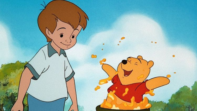 Boy & Bear, A Comforting Dance Remix of 'Pooh's Grand Adventure: The Search for Christopher Robin' https://t.co/65ZYQfJl48