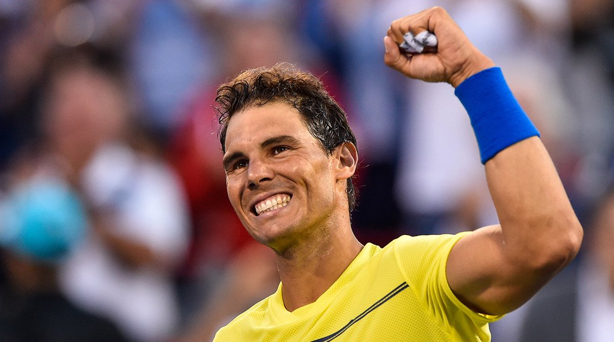 Roger Federer's withdrawal from @CincyTennis guarantees Rafael Nadal's #ATP World No. 1 ranking at end of the week  http:// on.si.com/2w6xk06  &nbsp;  <br>http://pic.twitter.com/lLdO93EBQg