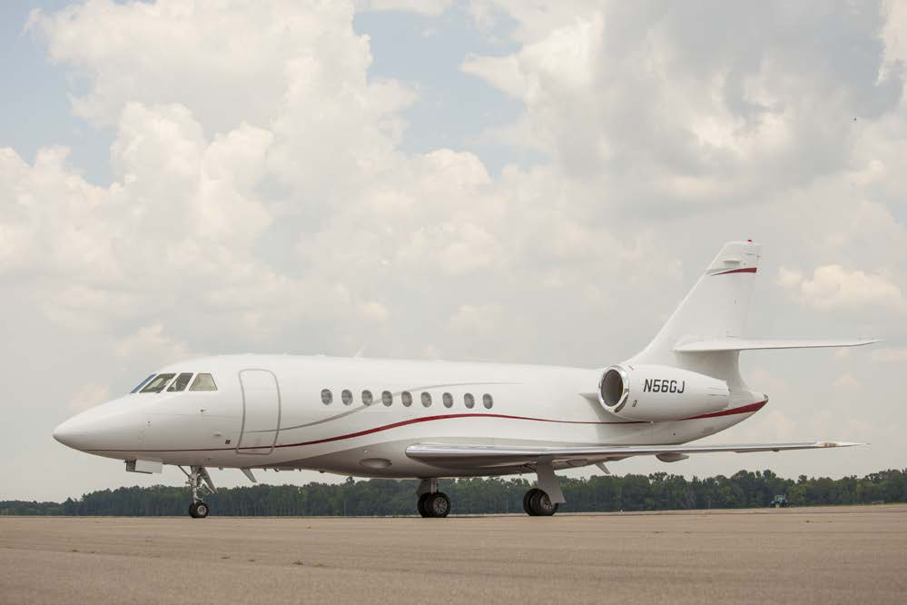2002 #Dassault #Falcon2000 • For Sale or Lease • Collins EFIS-4000 • 10 Px Config. • Honeywell CSP →  http:// ow.ly/5HEE30eoNnu  &nbsp;   #jetsforsale<br>http://pic.twitter.com/ElnS5AuM64