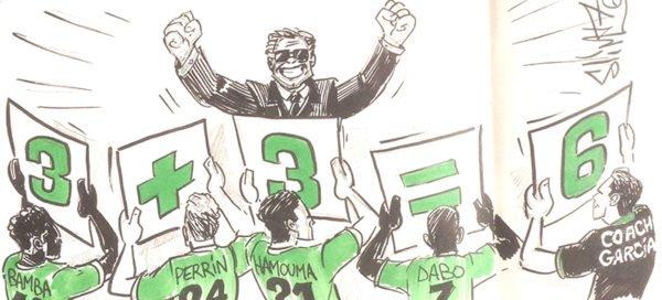"""#SMCASSE """"Bamba devait avoir l'esprit à compter le nombre de zéro sur sa ... -  http:// wp.me/p68UkZ-4Na     #asse @JOSSRANDALL42 #LCDJRpic.twitter.com/kL81mcg8n9"""