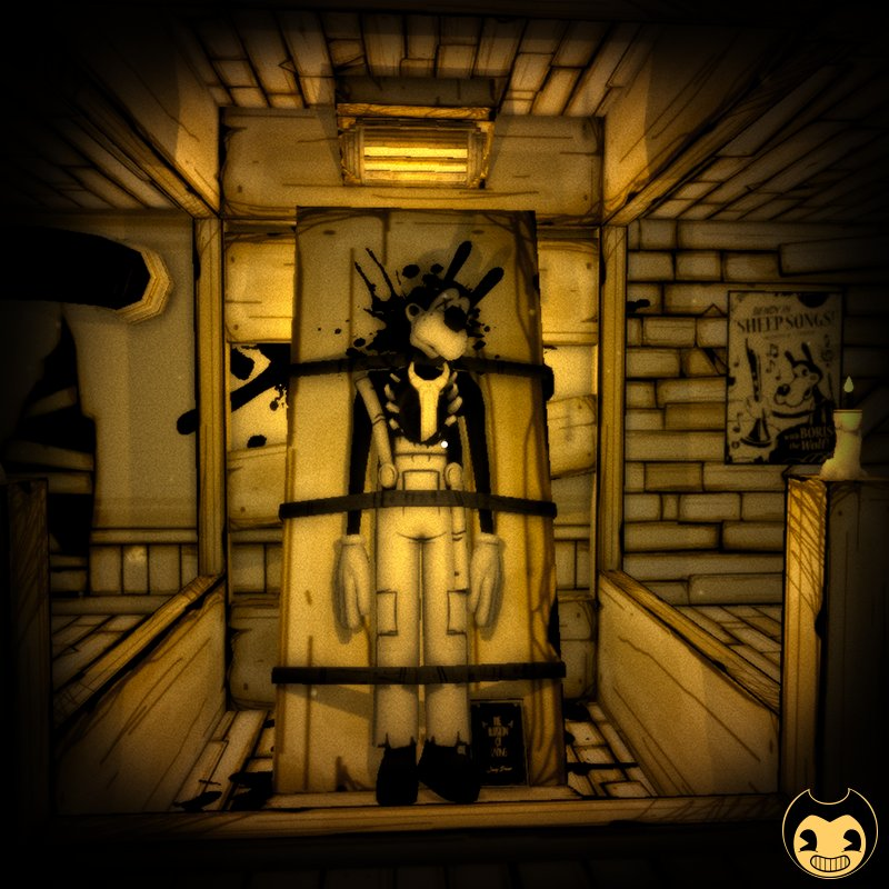 Bendy On Twitter Quot Oh Joey What Were You Doing What Did