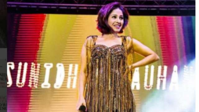 Happy Birthday Sunidhi Chauhan: The singer who turns 34 has a good news for herfans