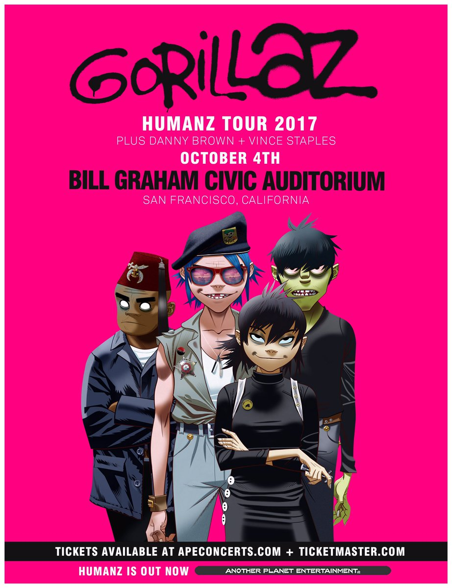gorillaz photo