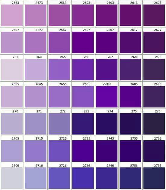 Shade Of Purple beauteous shade of purple the color thesaurus | purple decorating