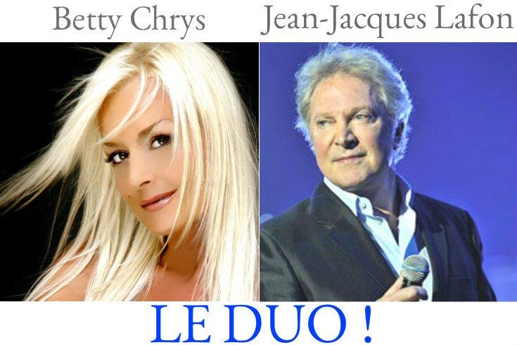 """Betty Chrys & Jean-Jacques Lafon """"LE DUO"""" c'est bientôt ! @JJLafonOfficiel #TeenChoice #Montréal #Canada #CERD #Roger #leprogreslyonpic.twitter.com/KZcusQUHxg"""