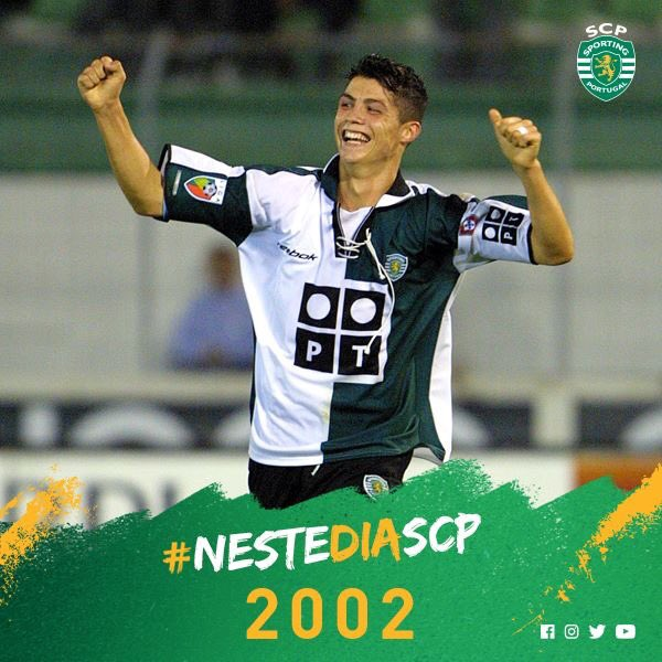 The legend started 15 years ago @Cristiano #bestintheworld #ballondor #vivaronaldo<br>http://pic.twitter.com/9csHVIuoQm