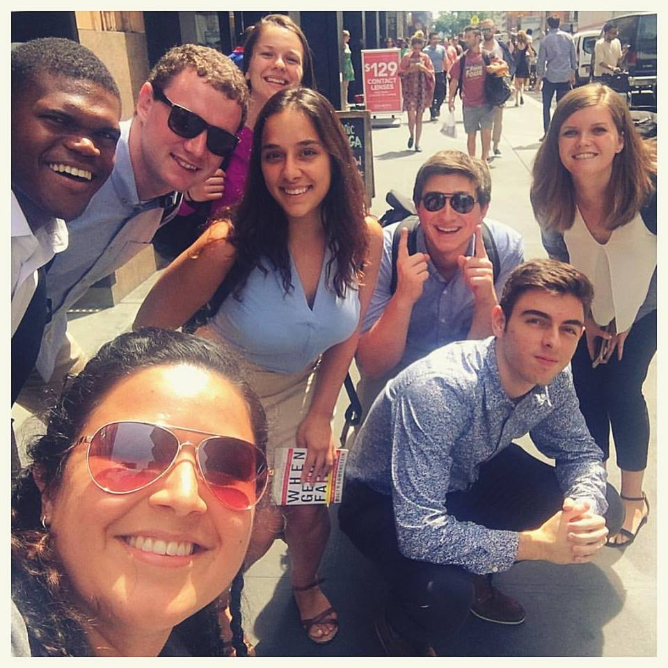 Our inaugural class of Fellows completed their Summer of #ResponsibleInvesting education...read their adventures!  http:// bit.ly/2wXRI0u  &nbsp;  <br>http://pic.twitter.com/QZOHnoaX3g