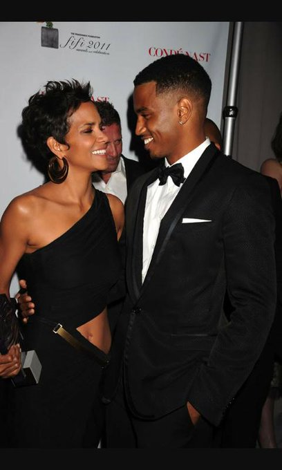 Happy 51st birthday Halle Berry. Hope Tremaine did succeed.