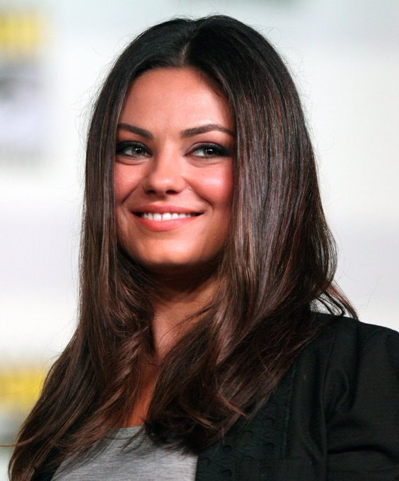 Today\s is the beautiful Mila Kunis! Happy Birthday, Mila!