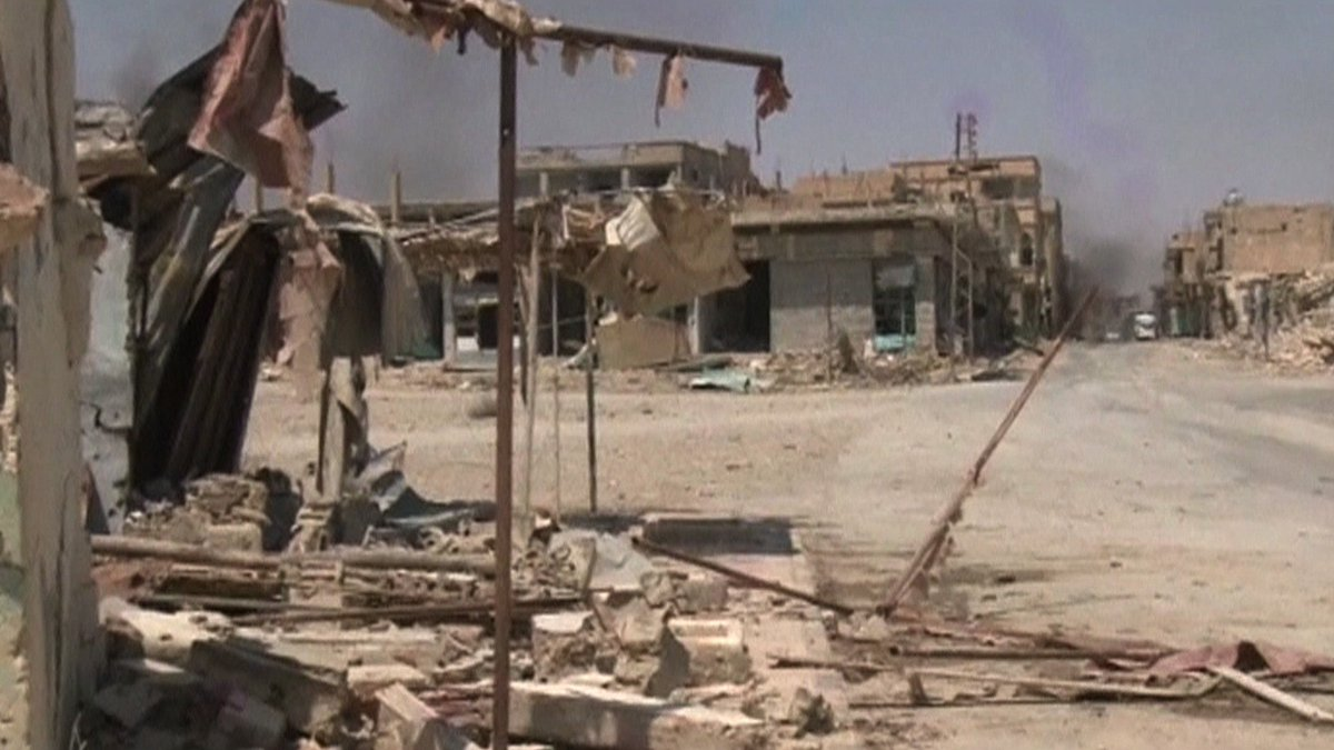 Syria: Nearly 1,000 Civilians Reportedly Killed During U.S.-Led Offensive in Raqqa https://t.co/cYMZC4Gg7V