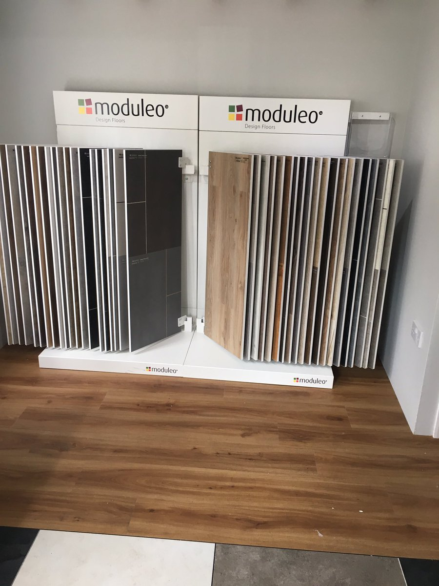 Eye Flooring On Twitter New ModuleoUK Stands Delivered And - What does lvt stand for in flooring