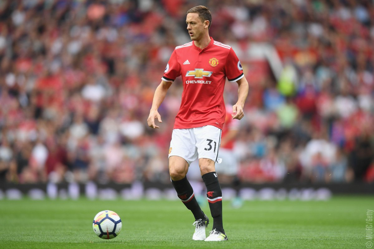 """Manchester United on Twitter """"Like what you saw from Nemanja"""