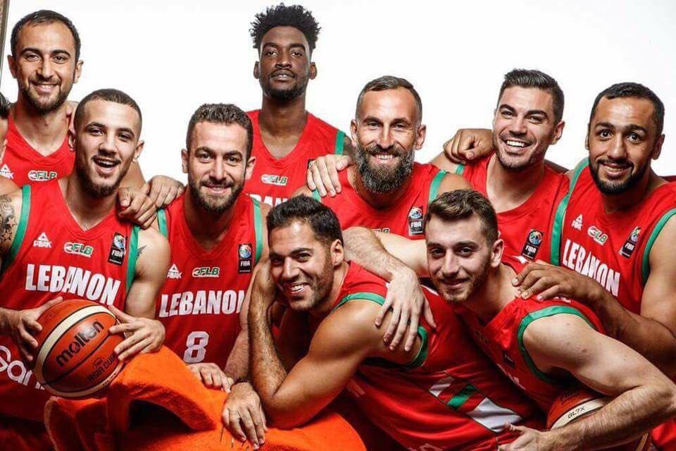 ألف مبروك لأبطال #لبنان 🇱🇧🏀 منرفع راسنا...
