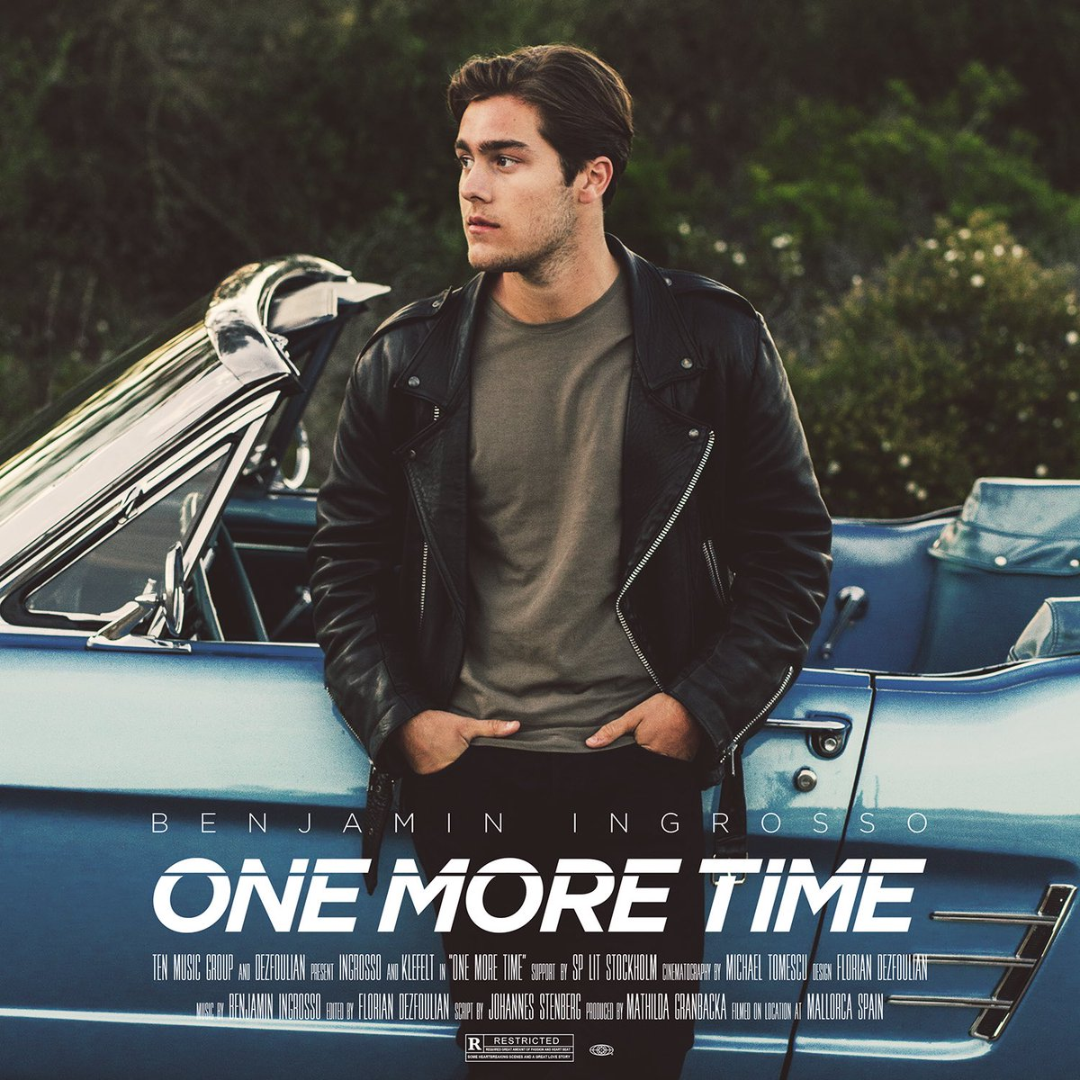 On Friday @BenjyIngrosso is releasing his new single One More Time and @_ambivalensen will release Allt För Mig via @TenacityRec 🎉🎵✨